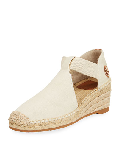 Catalina Canvas Espadrille, Neutral