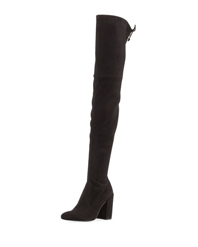 Alllegsbigger Ultrastretch Over-the-Knee Boot