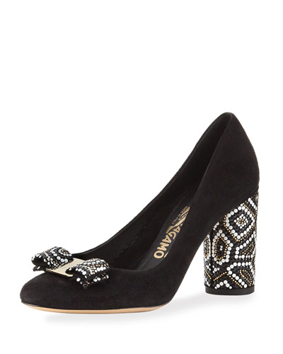 Mosaic Block Pump, Black