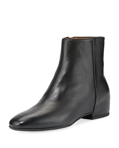 Ulyssa Leather Ankle Boot