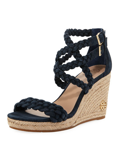 Bailey Braided Wedge Sandal