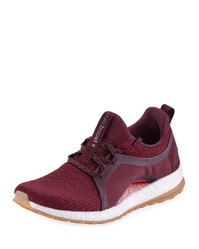 Adidas Originals  mujer 's pureboost x todo terreno de encaje hasta zapatillas de deporte