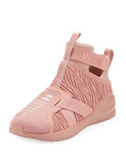 Fierce Strap Hypernature Textured Sneaker