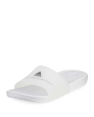 Adissage Rubber Flat Pool Sandal