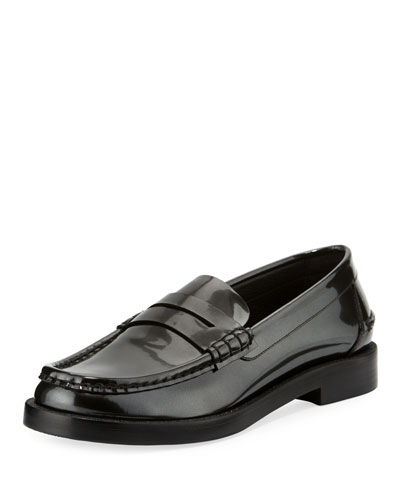 Queron Patent Slip-On Loafer