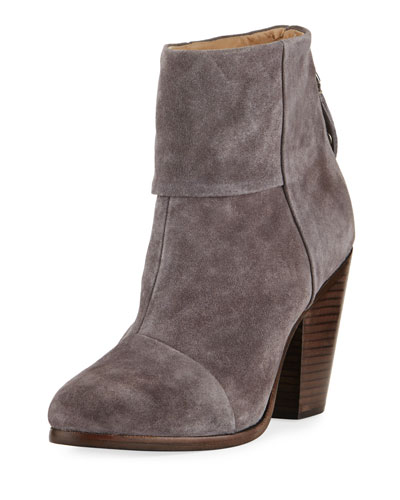 Newbury Suede Ankle Boot