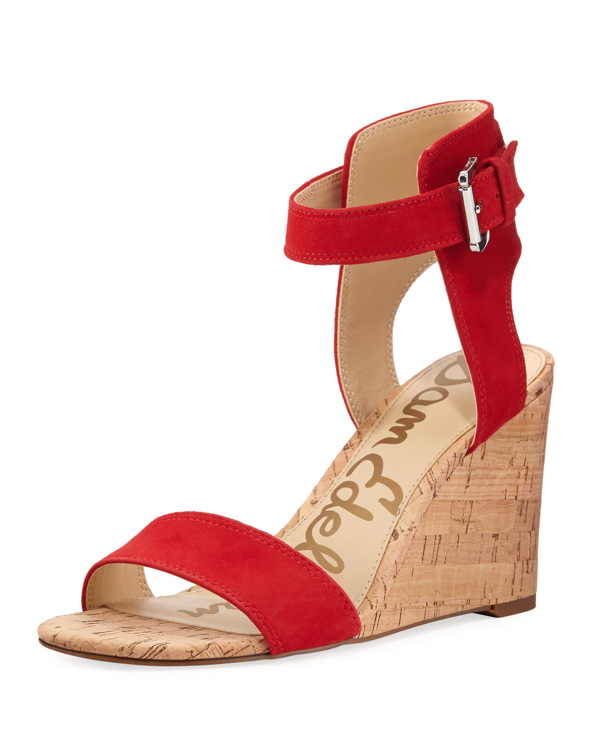 Willow Suede Wedge Sandal