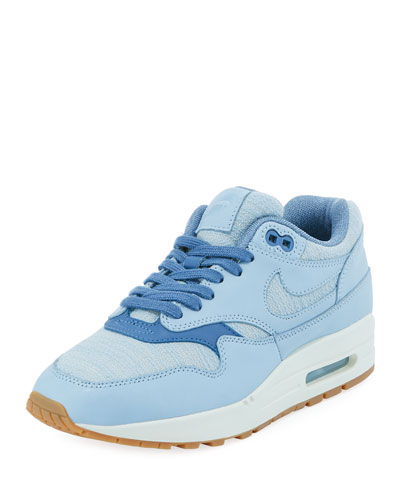 Women's Air Max 1 Premium Sneaker, Light Blue