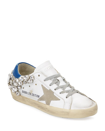 Superstar Embellished Star Sneaker
