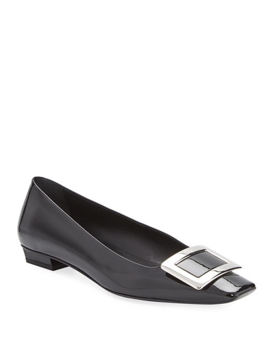 Patent Pilgrim Low-Heel Pump