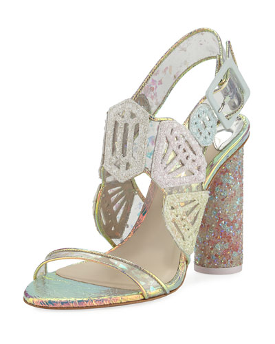 Diamond Girl Gem Sandal