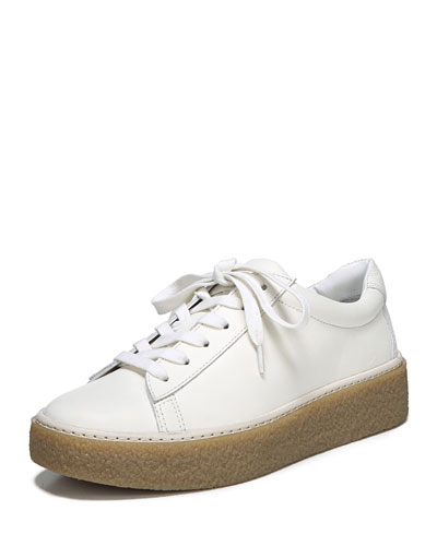 Neela Leather Platform Sneaker