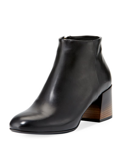 Gabriela Chunky 65mm Bootie