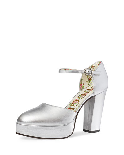 Agon Metallic Platform Pump