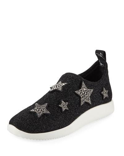 Single Star Sparkle Sneaker