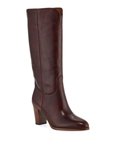 June Tall Calf-High Boot