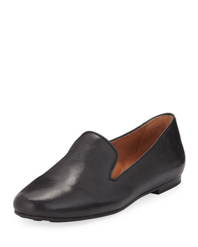 Eugene Leather Smoking Slipper