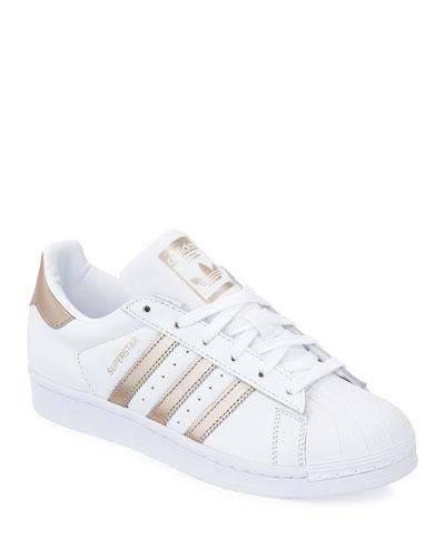 Superstar Lace-Up 3-Stripes&#174 Sneaker