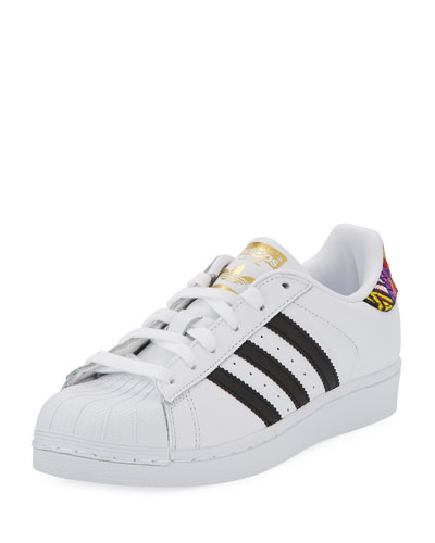 Adidas Originals  SUPERSTAR TWO-TONE SNEAKER