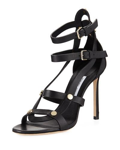 Motoko High Leather Sandal