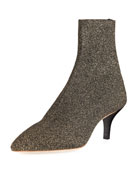Kassidy Knit 50mm Ankle Boot