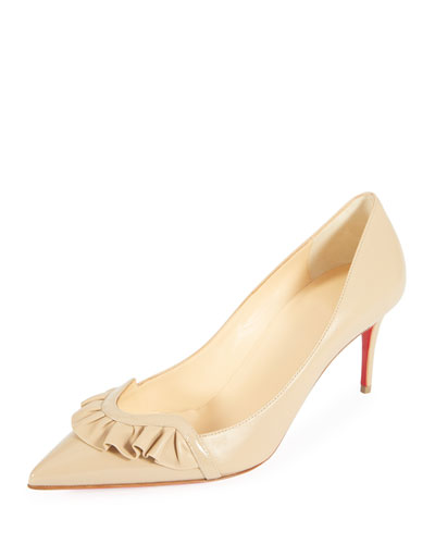 Frou Mid Napa Red Sole Pump