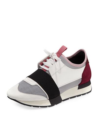 Classic Colorblock Runner Sneaker