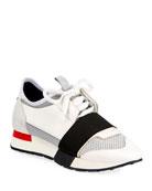 Colorblock Race Sneaker