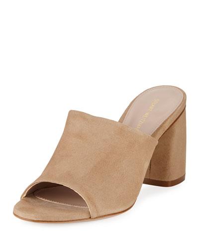 Onevase Suede Mule Sandal