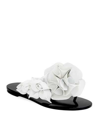 0be5df9855a8ab Quick Look. Sophia Webster · Jumbo Lilico Flower Flat Slide Sandal