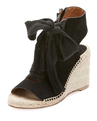HARPER LACE UP ESPADRILLE WE
