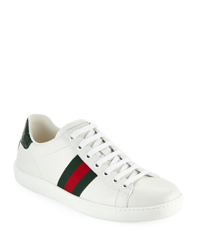 New Ace Leather Sneaker