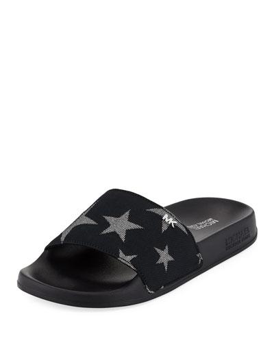 Sia Star Slide Pool Sandal