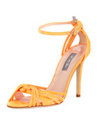 Willow Suede Swirled Sandal