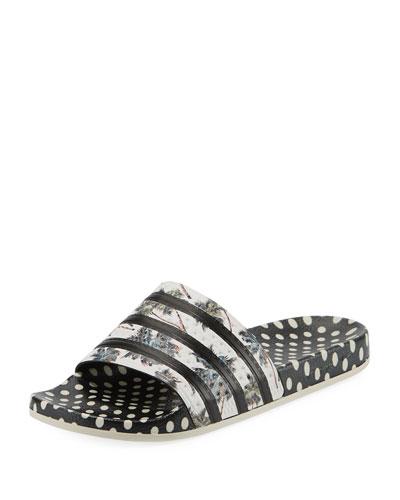 Adilette Multi-Print Slide Sandals
