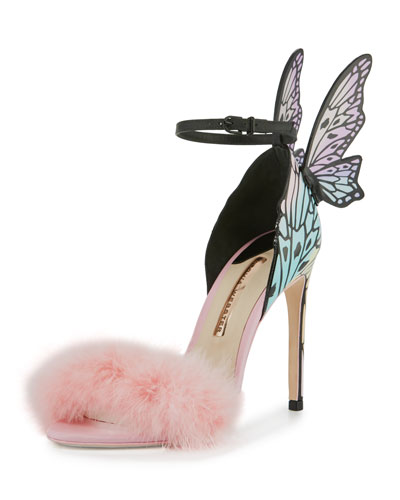 Talulah Butterfly Wing Sandal