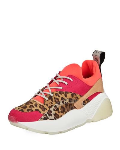 Eclypse Trainer Animal Sneaker