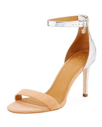 Ellie Two-Tone 85mm Sandal