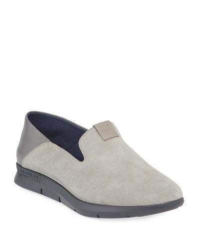 Grand Horizon Slip-On Sneaker, Gray