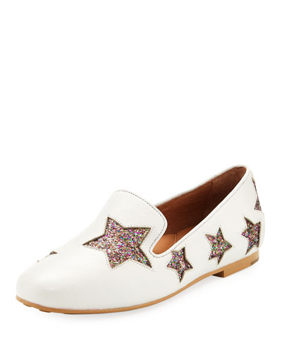 Eugene Glitter Star Loafer