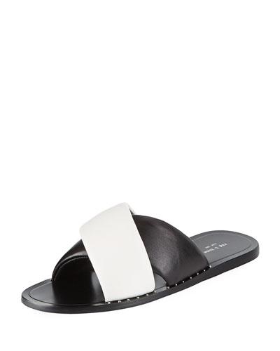 Keaton Colorblock Slide Sandal