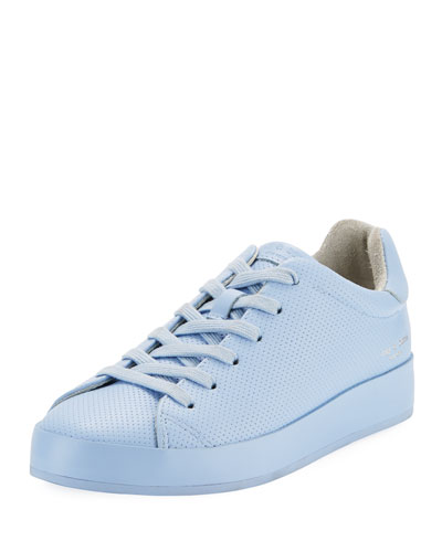 RB1 Low-Top Perforated Sneaker