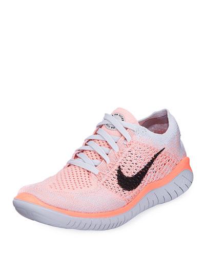 Women's Free Run FlyKnit Sneaker