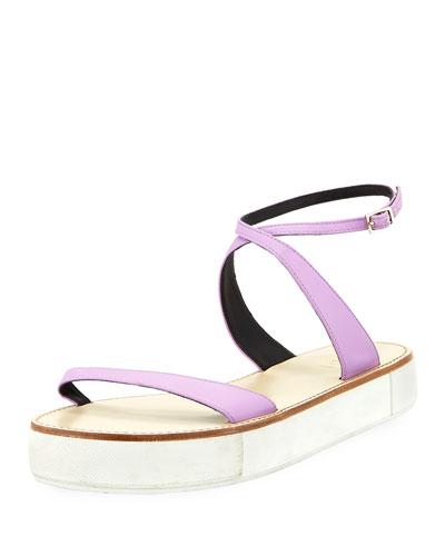 Chris Colorblock Sneaker Sandal