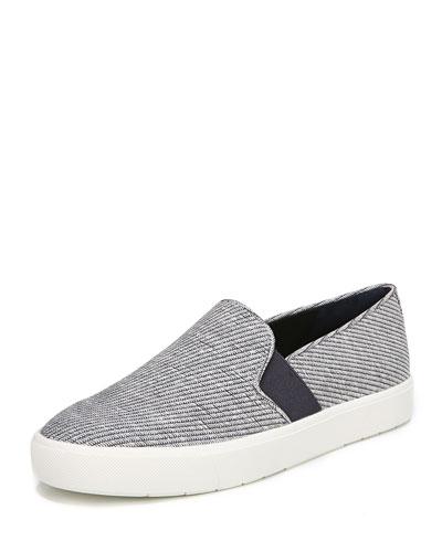 Blair Woven Platform Sneaker