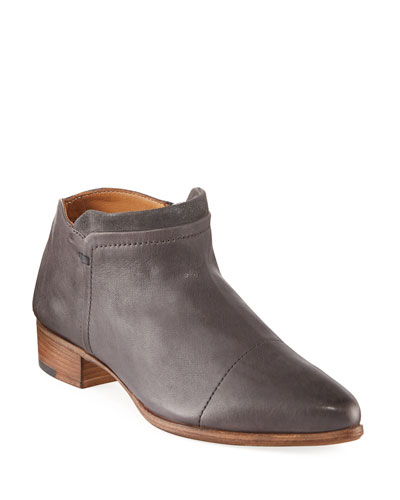Serafina Leather Ankle Boot