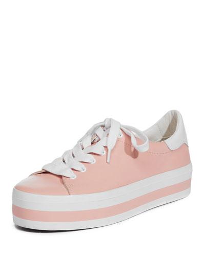 Ezra Lace-Up Platform Sneakers