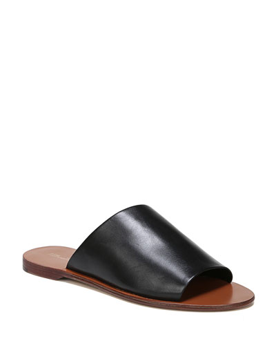 Barrett Single-Band Flat Slide Sandal