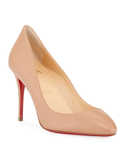 7eddc77f21d9 Quick Look. Christian Louboutin · Eloise 85mm Napa Leather Red Sole Pumps