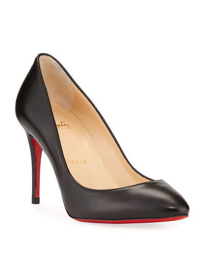 9ceb4067432b Quick Look. Christian Louboutin · Eloise 85mm Napa Leather Red Sole Pumps
